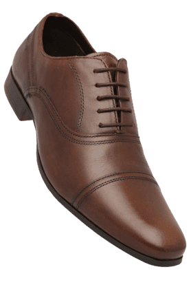 Red Tape Formal Shirts (Men's) - Mens Leather Lace Up Smart Formal Shoe