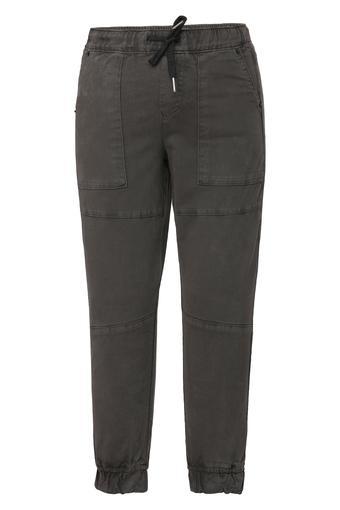 LEE COOPER KIDS -  Dark GreyBottomwear - Main