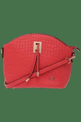 FLAUNTWomens Textured Sling Bag