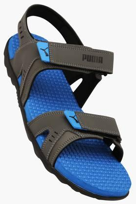 PUMA Mens Velcro Closure Sports Sandal