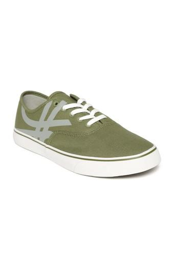UNITED COLORS OF BENETTON -  OliveCasuals Shoes - Main