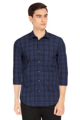 FRATINI - NavyFormal Shirts - Main