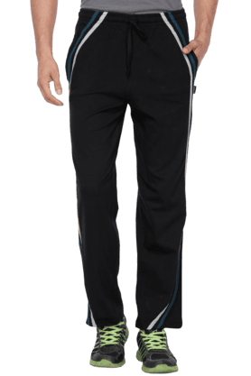 HANES Mens 2 Pocket Solid Track Pants - 8571210