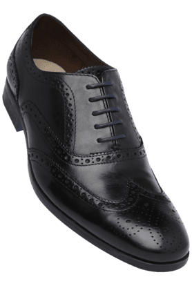 CLARKS Mens Leather Lace Up Smart Formal Shoe
