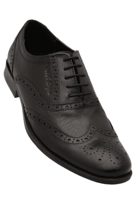 RED TAPEMens Lace Up Leather Smart Formal Shoe