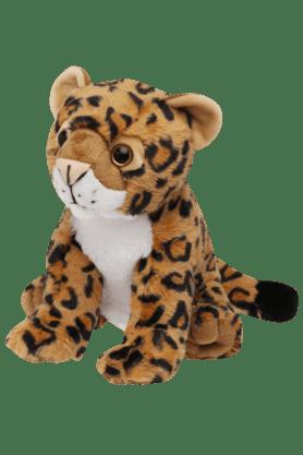 Unisex Baby Leopard Soft Toy