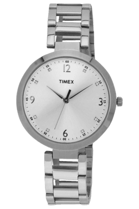TIMEX Womens Analogue Watch-TW000X202 (20% Off On Timex Watches Worth Rs 3499)
