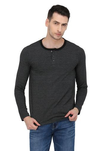 VETTORIO FRATINI -  BlackT-shirts - Main