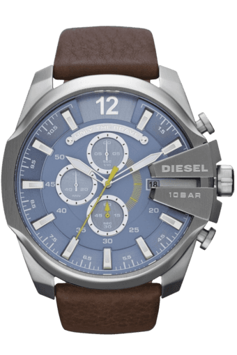 Mens Blue Dial Watch Dz4281I