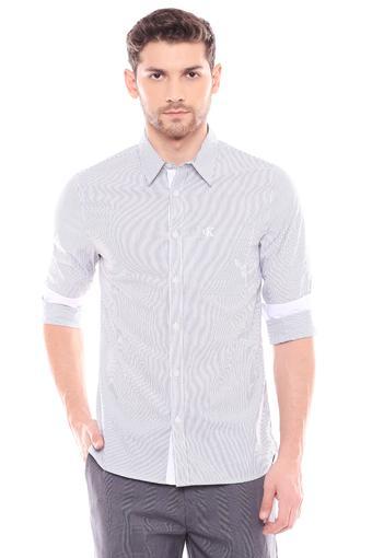 CALVIN KLEIN JEANS -  GreyShirts - Main