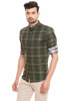 BLACKBERRYS - GreenCasual Shirts - 2