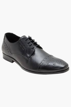 RED TAPE Mens Leather Lace Up Formal Derbys  ... - 202346036
