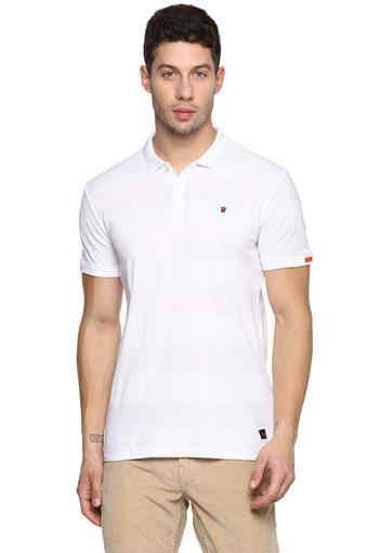 LOUIS PHILIPPE JEANS -  WhiteT-shirts - Main