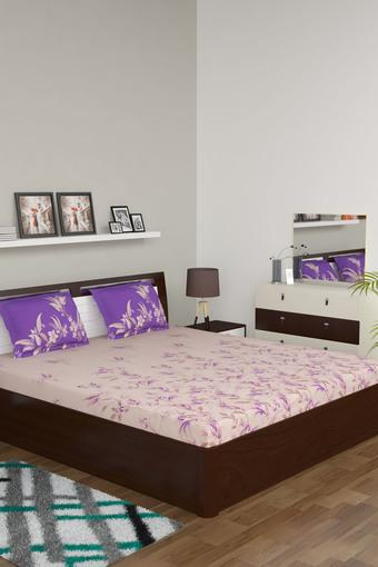 SPACES -  PurpleBed Sheets - Main