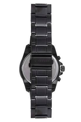 Mens Black Dial Metallic Multi Function Watch - GD-1052-11