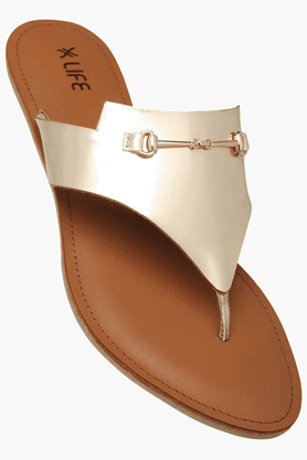 LIFEWomens Daily Wear Slipon Flat Chappal - 201060525