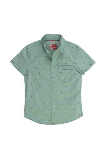 UNDER FOURTEEN ONLY -  GreenShirts - Main