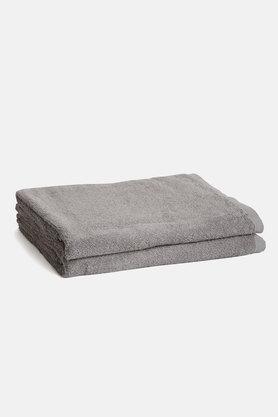 FERN - GreyBath Towel - Main