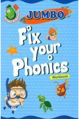Jumbo Fix Your Phonics Workbook