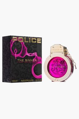 POLICEWomens Sinner Women Eau De Toilette - 100 Ml