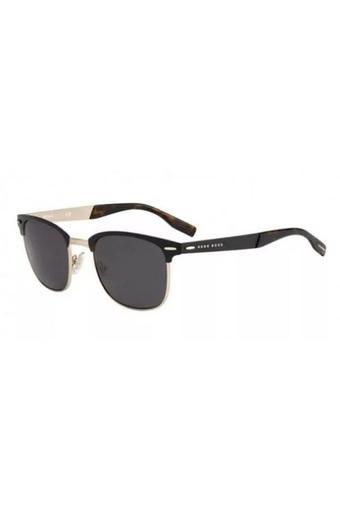 Mens Boss Club Master Polycarbonate Sunglasses - Boss 0595/S 5TS/Y1