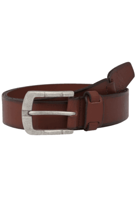 U.S. POLO ASSN.Mens Casual Leather Belt