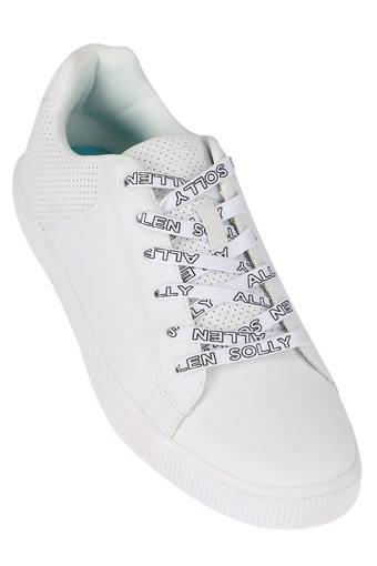 ALLEN SOLLY -  WhiteCasual Shoes - Main