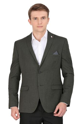 THEME -  Olive Suits & Blazers & Ties - Main