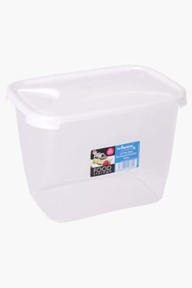 WHATMORE Airtight Food Storage Box With Lid - 3.2 Lts