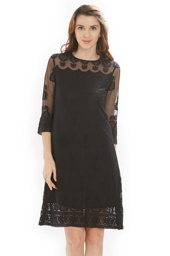SOIE -  Black Dresses - Main