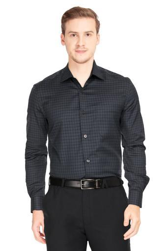 LOUIS PHILIPPE -  Charcoal Shirts - Main
