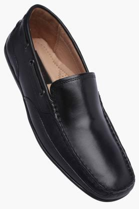 VENTURINI Mens Leather Slipon Smart Formal Shoes - 201777584