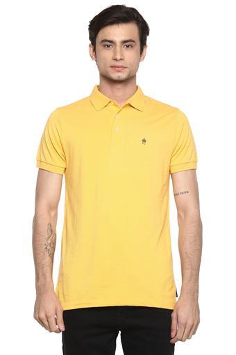 FCUK -  YellowT-shirts - Main