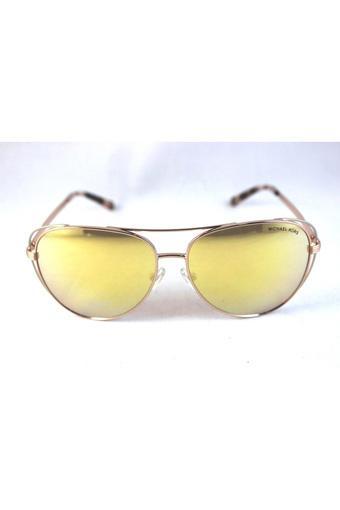 Womens Aviator UV Protected Sunglasses - MK1024-11757J