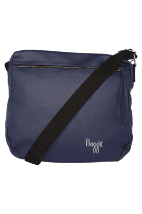 BAGGIT Womens Leather Zipper Closure Sling Bag - 200930413