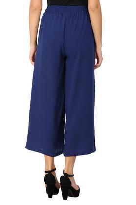 VAN HEUSEN - NavyTrousers & Pants - 1