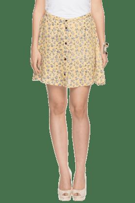 LIFEWomen Regular Mini Skirt