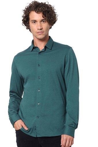 CELIO JEANS -  GreenCasual Shirts - Main