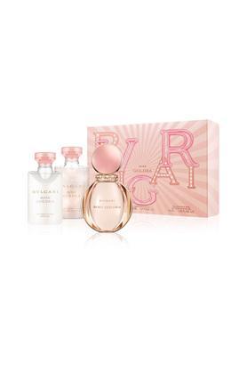 Womens Rose Goldea Eau de Parfum Shower Gel and Body Lotion Set