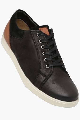 ALLEN SOLLY -  BlackCasual Shoes - Main