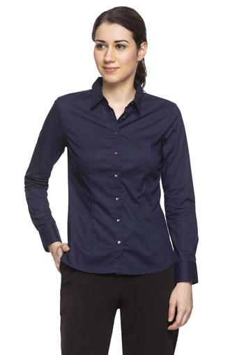 VAN HEUSEN -  Dark BlueShirts - Main