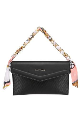 HAUTE CURRY -  Black Wallets & Clutches - Main