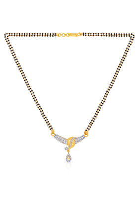 MALABAR GOLD AND DIAMONDS Womens Malabar Gold Necklace - 201594362