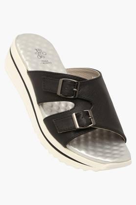 TRESMODEWomens Daily Wear Slipon Flat Sandal - 201606063