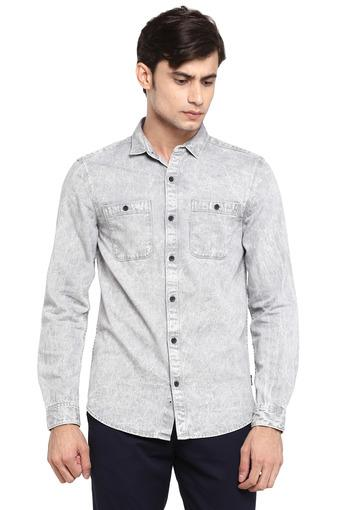 WRANGLER -  GreyShirts - Main