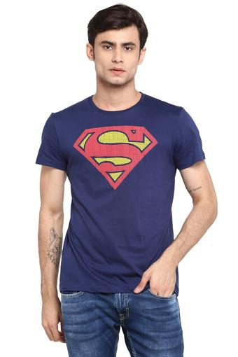 FREE AUTHORITY -  Royal BlueT-shirts - Main