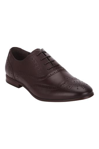 RED TAPE -  Bordo Formal Shoes - Main
