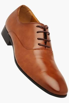 Tresmode Formal Shirts (Men's) - Mens Lace Up Leather Smart Formal Shoes