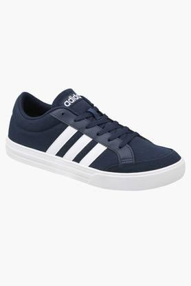 ADIDAS Mens Canvas Lace Up Sport Shoes  ... - 202177578