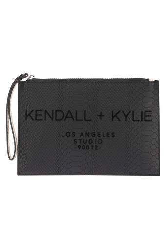 KENDALL + KYLIE -  BlackWallets & Clutches - Main